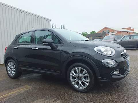 Fiat 500X Multijet Pop Star Hatchback 1.6 Manual Diesel