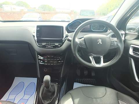 Peugeot 2008 S/S Allure Hatchback 1.2 Manual Petrol