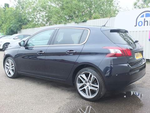 Peugeot 308 Blue Hdi Feline Hatchback 2.0 Manual Diesel