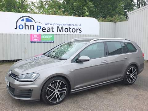 Volkswagen Golf Gtd Tdi Estate 2.0 Manual Diesel