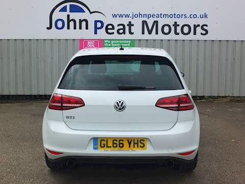 Volkswagen Golf Gti Hatchback 2.0 Manual Petrol