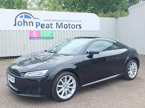 Audi Tt Tfsi Sport Coupe 1.8 Manual Petrol