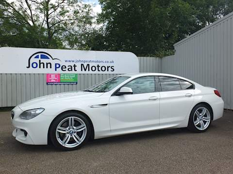 Bmw 6 Series 640D M Sport Gran Coupe Coupe 3.0 Automatic Diesel