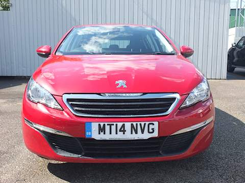 Peugeot 308 Hdi Active Hatchback 1.6 Manual Diesel