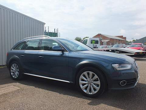 Audi A4 Allroad Tdi Quattro Estate 2.0 Manual Diesel