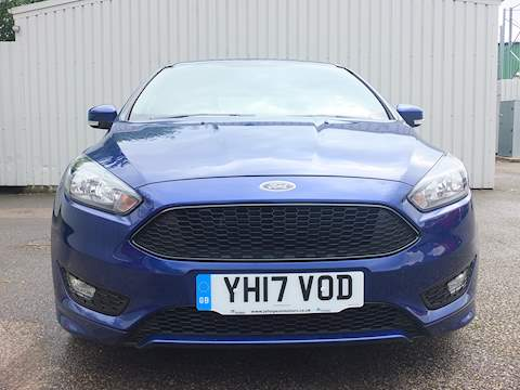 Ford Focus St-Line Tdci Hatchback 1.5 Manual Diesel