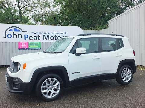 Jeep Renegade Longitude Estate 1.4 Manual Petrol