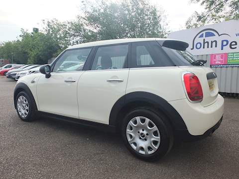 Mini Mini One Hatchback 1.5 Manual Petrol