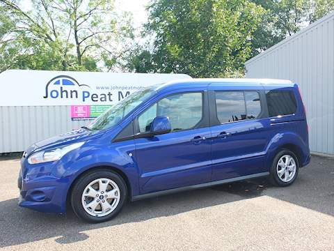Ford Tourneo Connect Grand Titanium Tdci Mpv 1.6 Manual Diesel