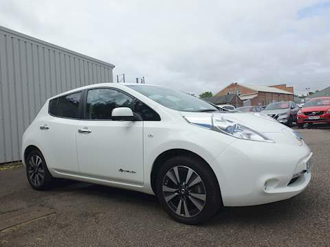 Nissan Leaf Tekna Hatchback 0.0 Automatic Electric