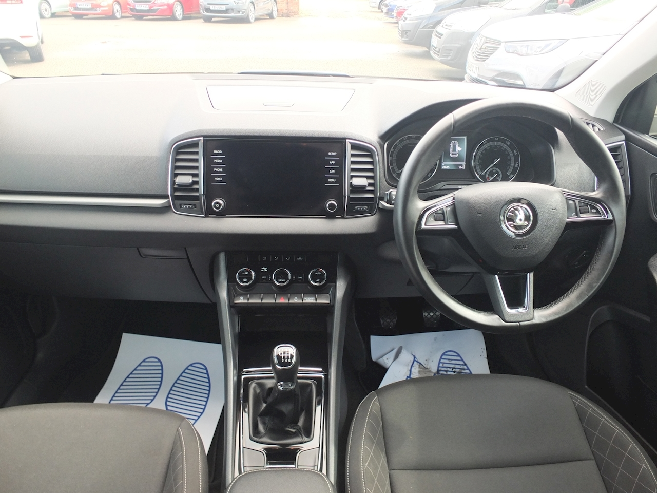 Karoq Se Tdi Estate 1.6 Manual Diesel