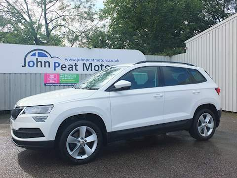 Skoda Karoq Se Tdi Estate 1.6 Manual Diesel