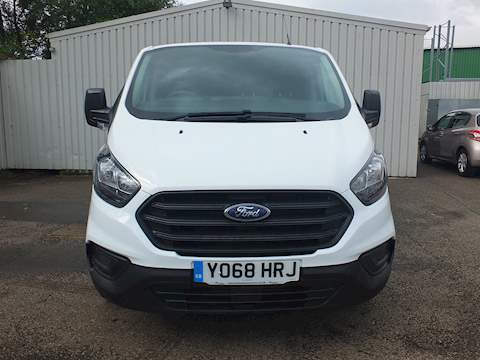 Ford Transit Custom 300 Base P/V L2 H1 Panel Van 2.0 Manual Diesel
