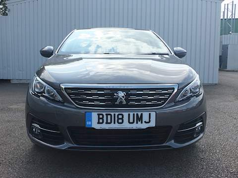 Peugeot 308 S/S Allure Hatchback 1.2 Manual Petrol