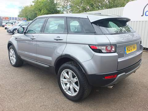 Land Rover Range Rover Evoque Sd4 Pure Estate 2.2 Automatic Diesel
