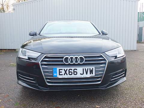 Audi A4 Tdi Ultra Se Saloon 2.0 Manual Diesel