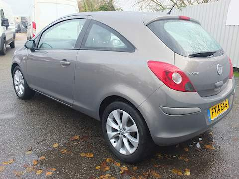 Vauxhall Corsa Excite Ac Hatchback 1.2 Manual Petrol