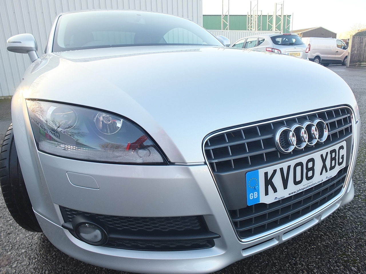 Tt Tfsi Coupe 2.0 Manual Petrol