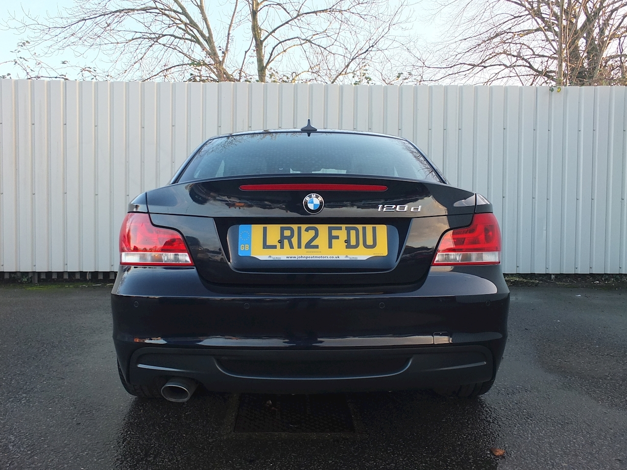 1 Series 120D M Sport Coupe 2.0 Automatic Diesel