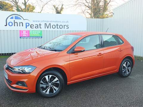 Volkswagen Polo Se Tsi Hatchback 1.0 Manual Petrol