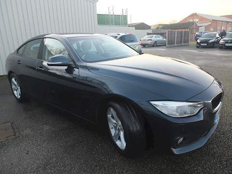 BMW 4 Series 420D Se Gran Coupe Coupe 2.0 Automatic Diesel