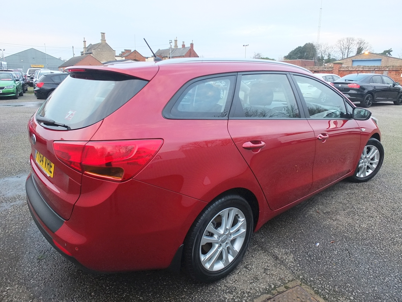 Ceed Vr7 Estate 1.4 Manual Petrol