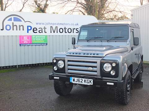 Land Rover Defender 90 Td X-Tech Le Hard Top Light 4X4 Utility 2.2 Manual Diesel