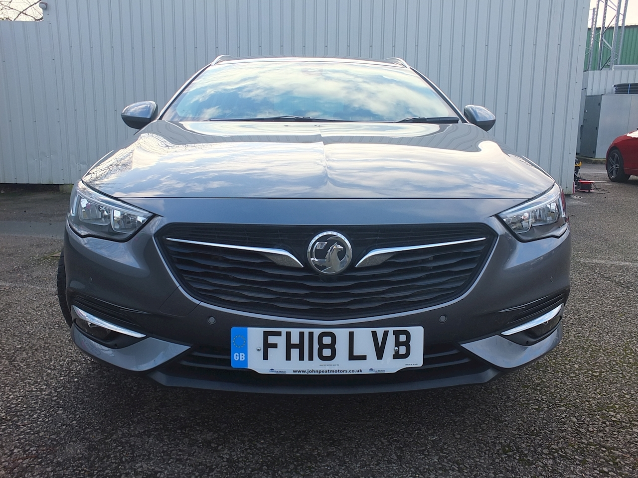 Insignia Sports Tourer Sri Nav Estate 2.0 Manual Diesel