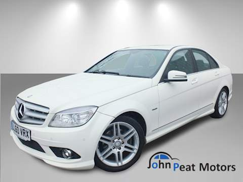 C Class C220 Cdi Blueefficiency Sport Saloon 2.1 Automatic Diesel