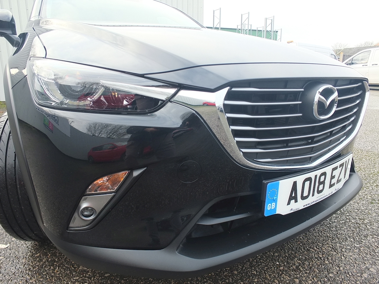 Cx-3 Sport Nav Hatchback 2.0 Manual Petrol
