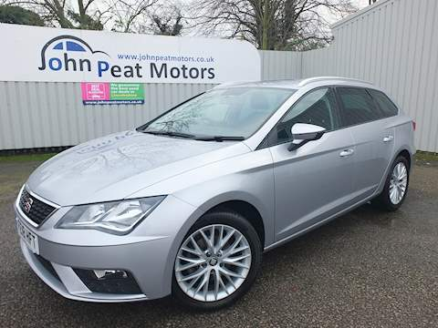 Leon Tdi Se Dynamic Technology Dsg Estate 1.6 Semi Auto Diesel
