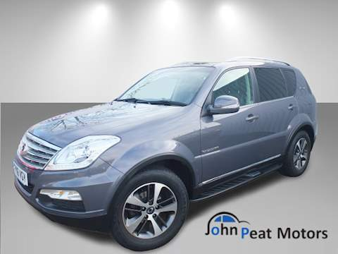Rexton 60th Anniversary Edition Elx Estate 2.0 Automatic Diesel