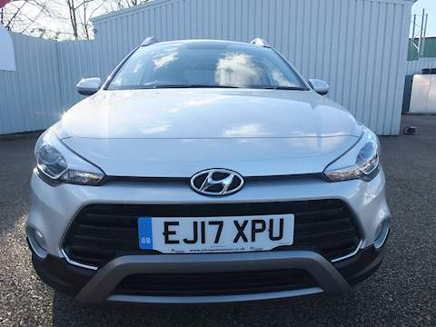 Hyundai I20 T-Gdi Active Hatchback 1.0 Manual Petrol