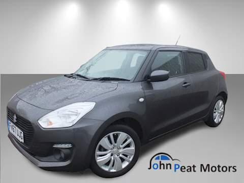 Suzuki Swift Sz-T Boosterjet Hatchback 1.0 Manual Petrol