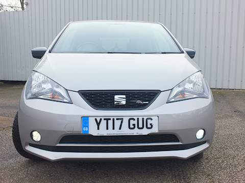 Seat Mii Fr-Line Hatchback 1.0 Manual Petrol