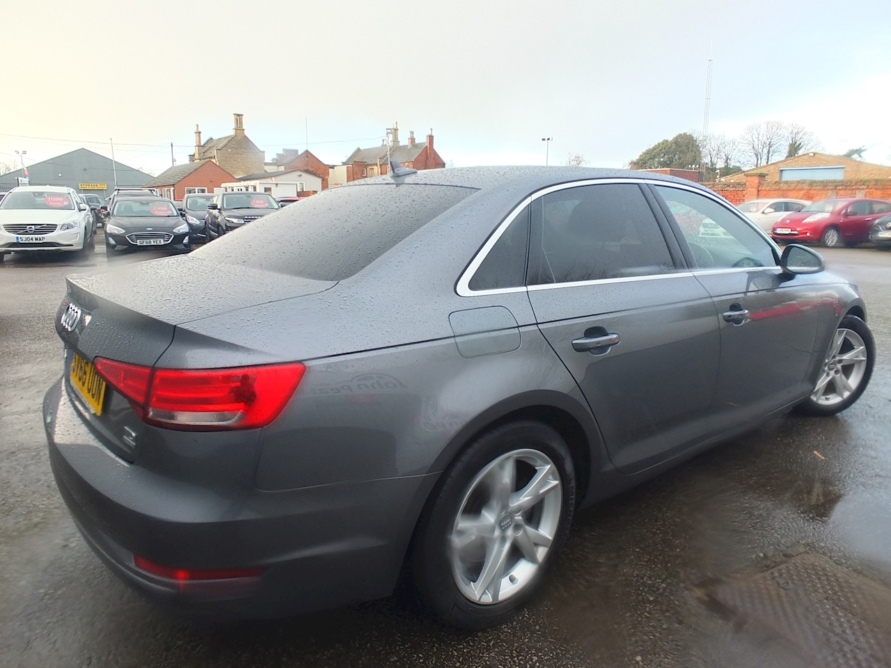 A4 Tdi Ultra Se Saloon 2.0 Manual Diesel
