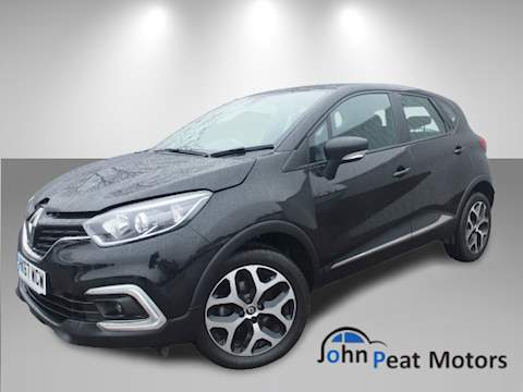 Captur Dynamique Nav Dci Hatchback 1.5 Manual Diesel