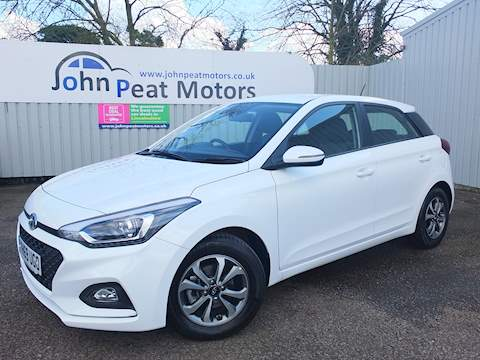 Hyundai i20 Mpi Se Hatchback 1.2 Manual Petrol