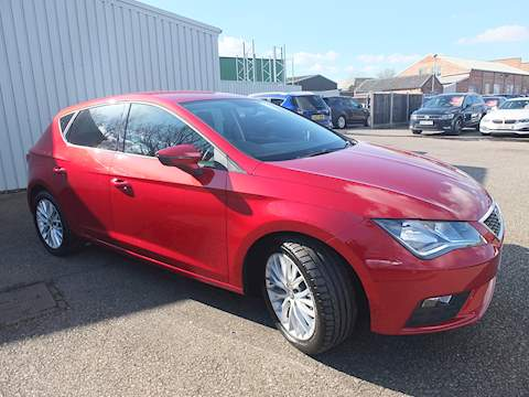 SEAT Leon SE Dynamic Technology Hatchback 1.2 Manual Petrol