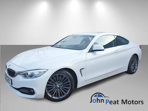 BMW 4 Series 428i Luxury Coupe Coupe 2.0 Automatic Petrol