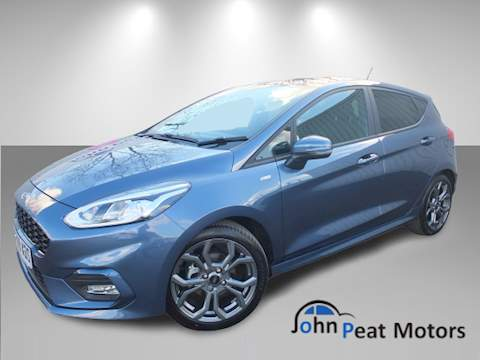 Ford Fiesta ST-Line Edition Hatchback 1.0 Manual Petrol