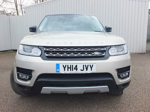 Land Rover Range Rover Sport HSE Dynamic SUV 3.0 Automatic Diesel