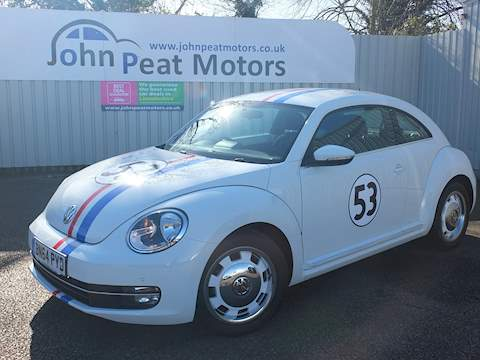 Beetle Design Hatchback 1.2 Manual Petrol