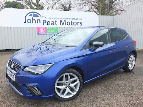 SEAT Ibiza FR Hatchback 1.0 Manual Petrol