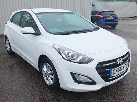Hyundai i30 SE Hatchback 1.6 Manual Diesel