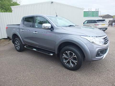 Fiat Fullback LX Double Cab Pickup 2.4 Manual Diesel