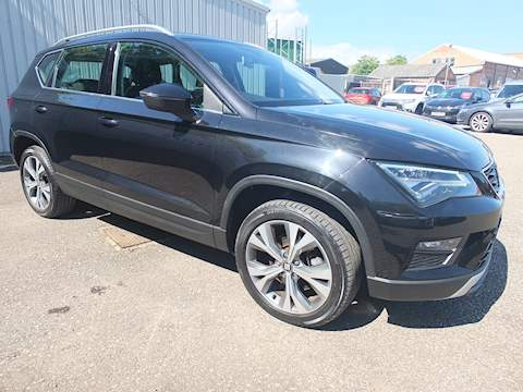 SEAT Ateca Tsi Se Technology SUV 1.0 Manual Petrol
