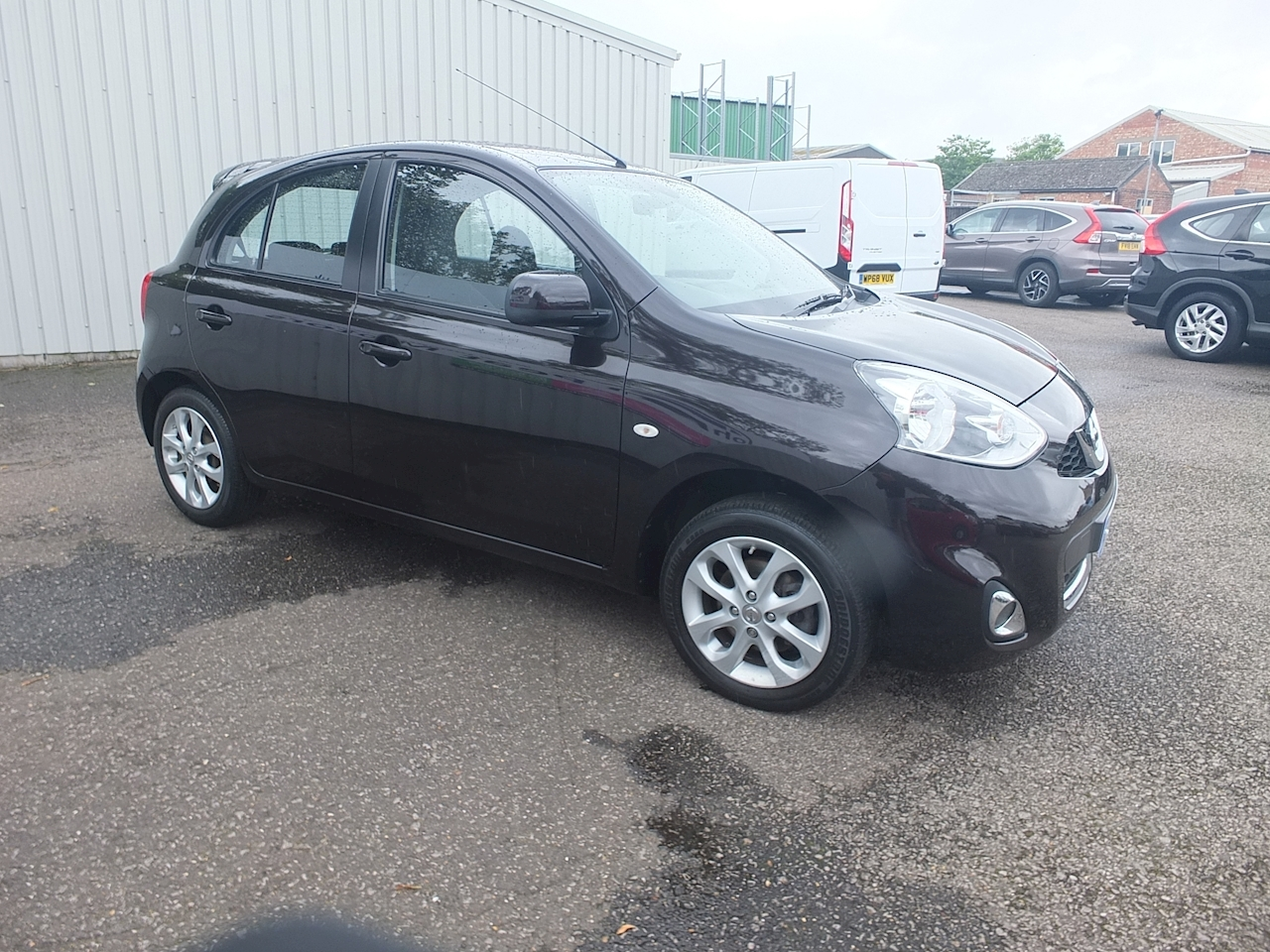Micra Acenta Hatchback 1.2 Manual Petrol