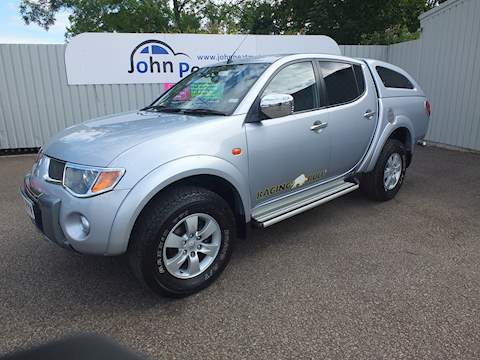 L200 Raging Bull Double Cab Pickup 2.5 Manual Diesel