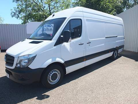 Mercedes-Benz Sprinter 314Cdi Extra High Roof Panel Van 2.1 Manual Diesel
